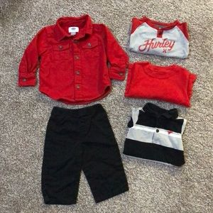 Boys 12 month bundle